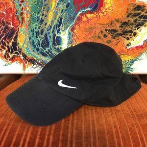 Black Nike dad hat